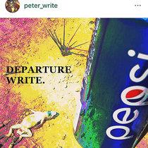 DEPARTURE WRITE. cover art