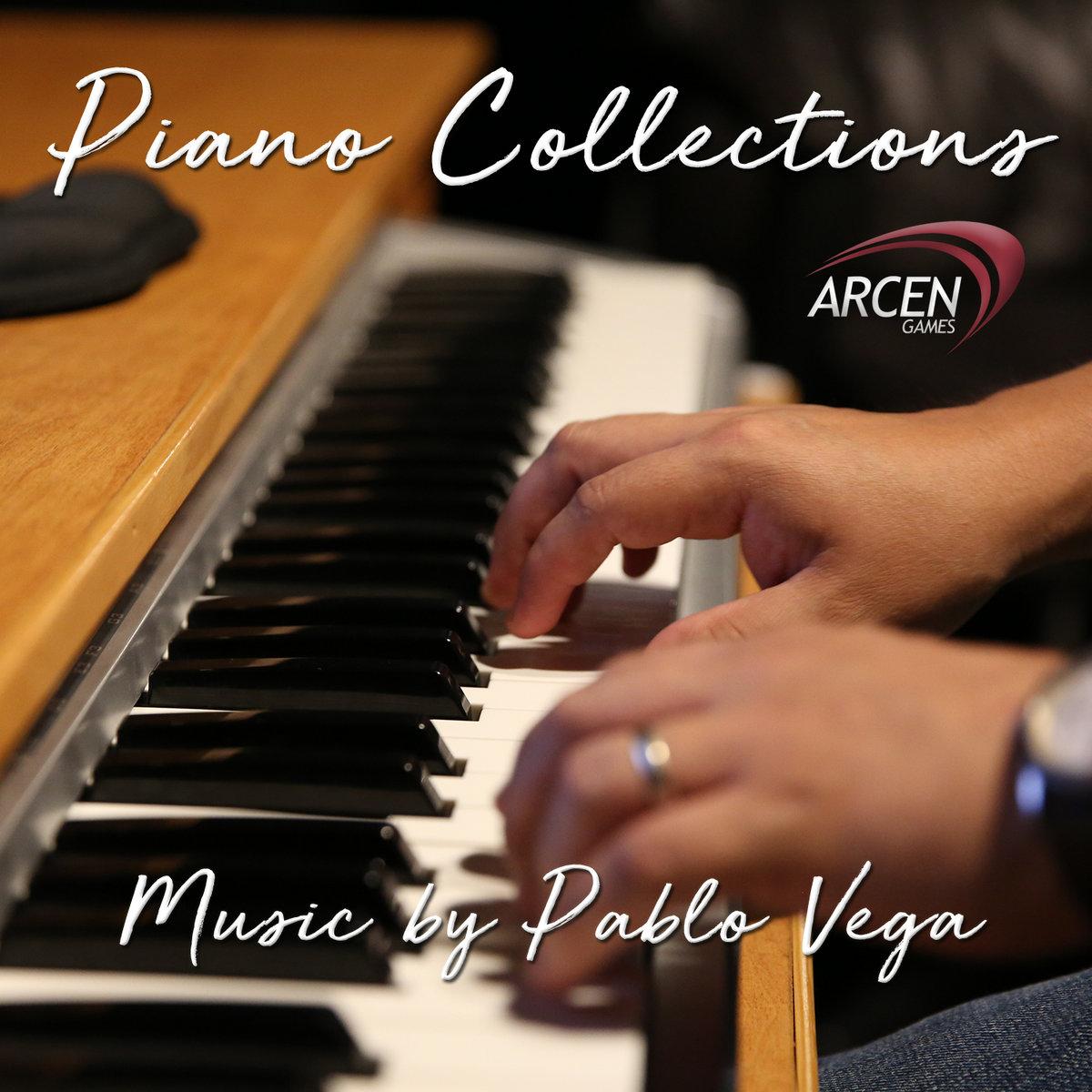 Arcen Games Piano Collections | Pablo Vega