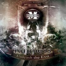 Ruthless - Unleash the evil EP{MOCRCYD029} cover art