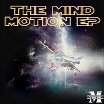 The Mind - Motion EP{MOCRCYD023} cover art