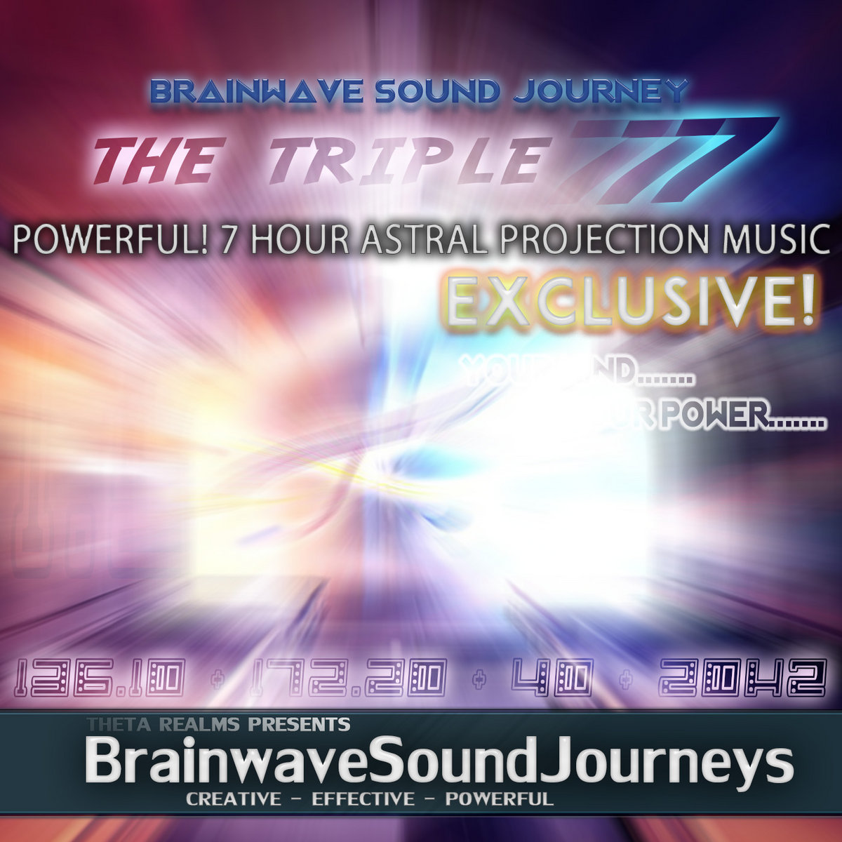 binaural astral projection frequency guarantee