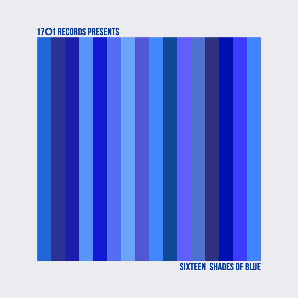 Sixteen Shades of Blue | 17O1 Records