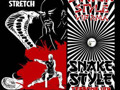 DJ Stretch & Teebone - Collaborated Artists Vol. 3