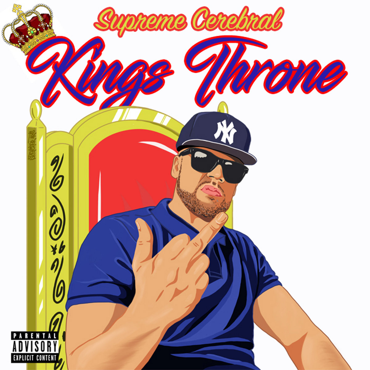 Kings Throne | Supreme Cerebral