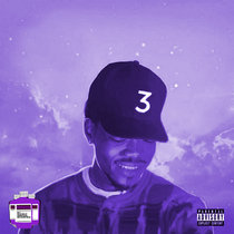 Coloring Book | Chopped & Screwed cover art