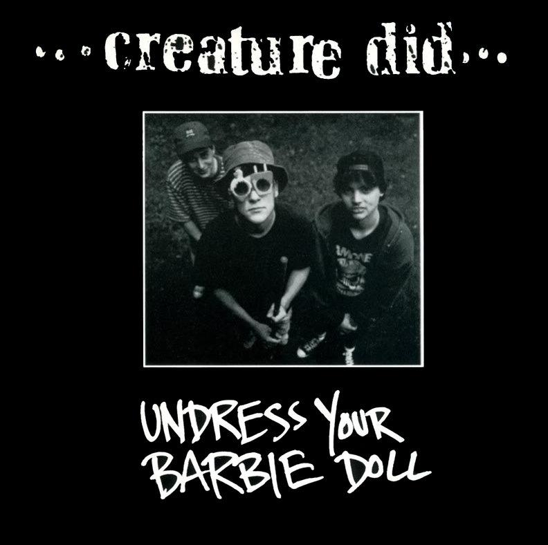 Hard undressed punks
