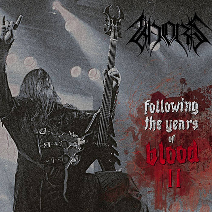 Концертный релиз KHORS - Following The Years Of Blood II