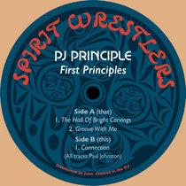 PJ Principle - First Principles cover art