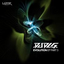 Evolution EP 3 [LAZOR11] cover art