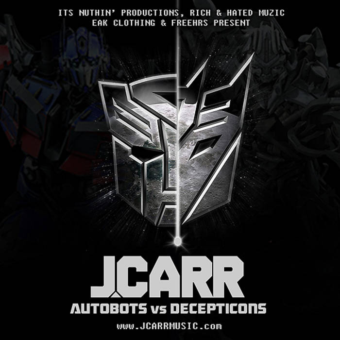 autobots vs decepticons j carr