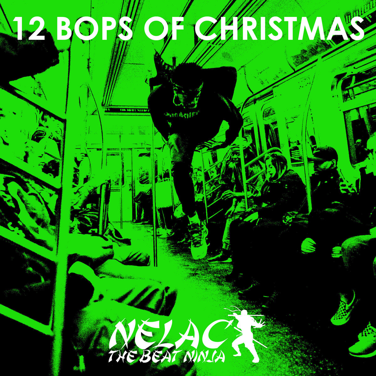 12 Bops of Christmas by NELAC