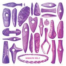 Regolith Vol.1 cover art