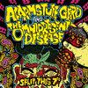 Alarmstufe Gerd / The Omnipresent Disease - Split This 7'' Cover Art