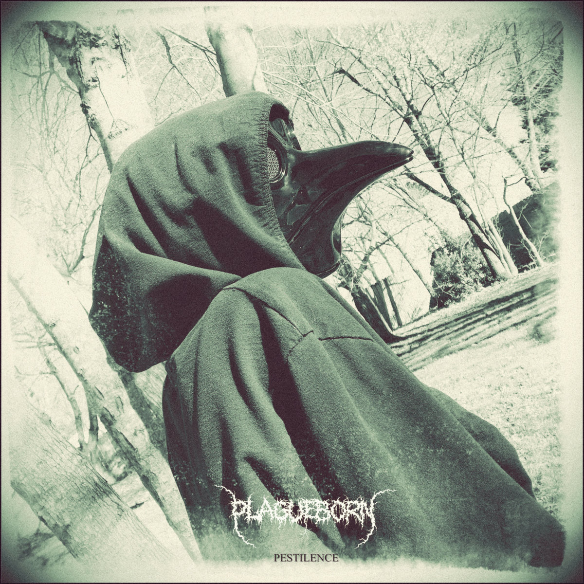 PlagueBorn - Pestilence [EP] (2019)