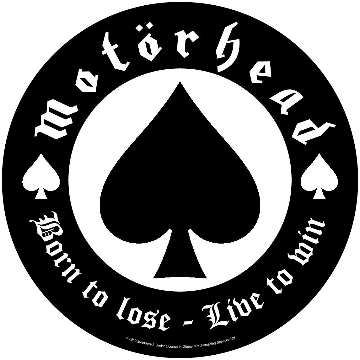 UNDERSIDE - BAND COVER - MOTORHEAD - ACE OF SPADES