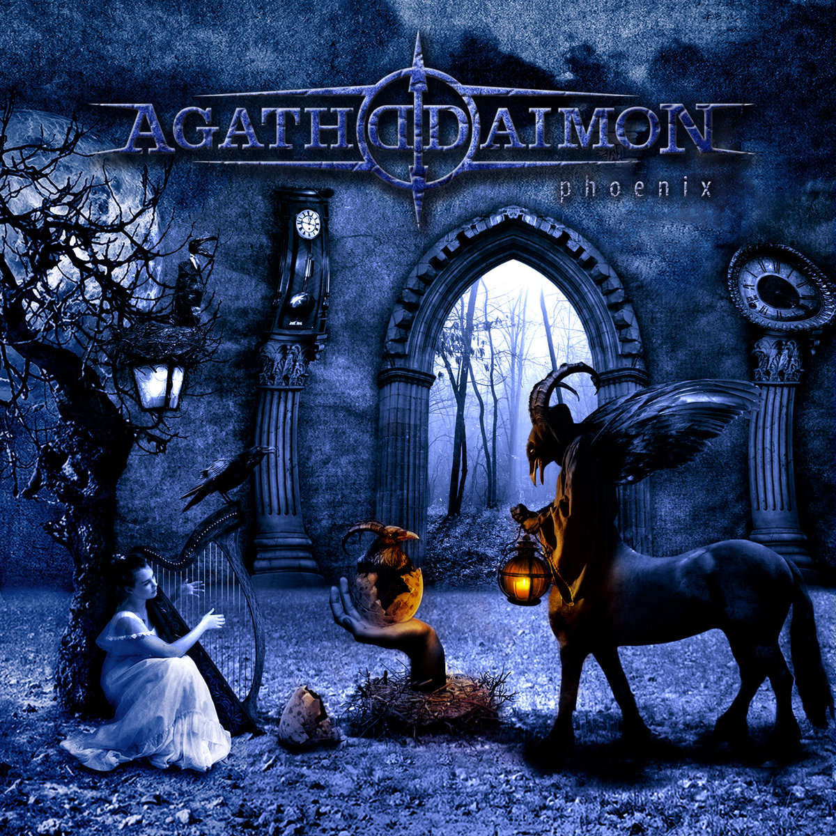 discografia agathodaimon