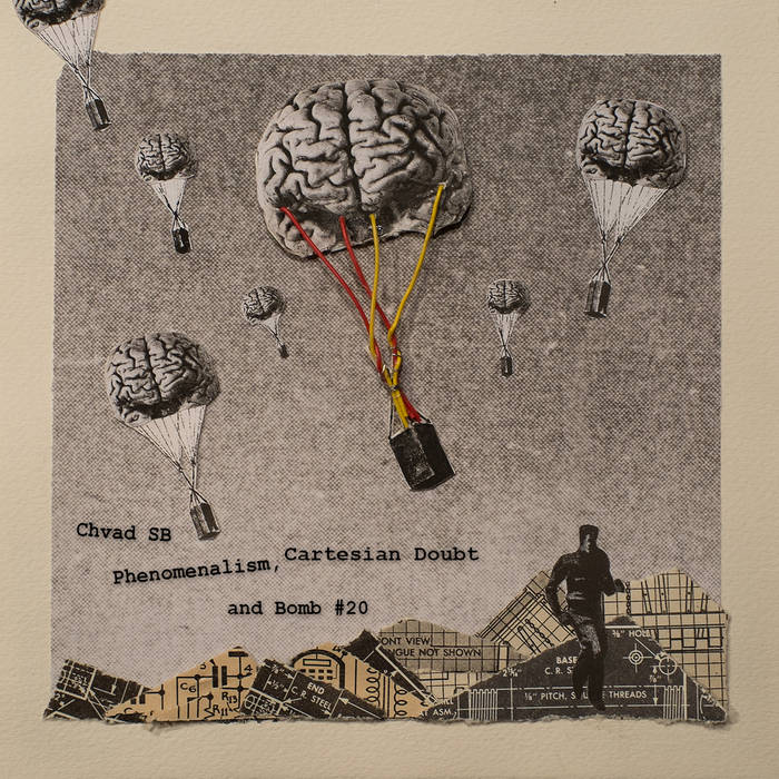 Phenomenalism Cartesian Doubt and Bomb #20 cover art