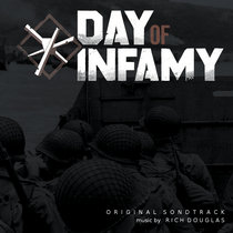 Day of Infamy Soundtrack cover art