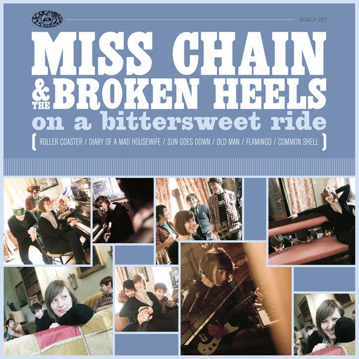 Chords & Wine | Miss Chain & The Broken Heels