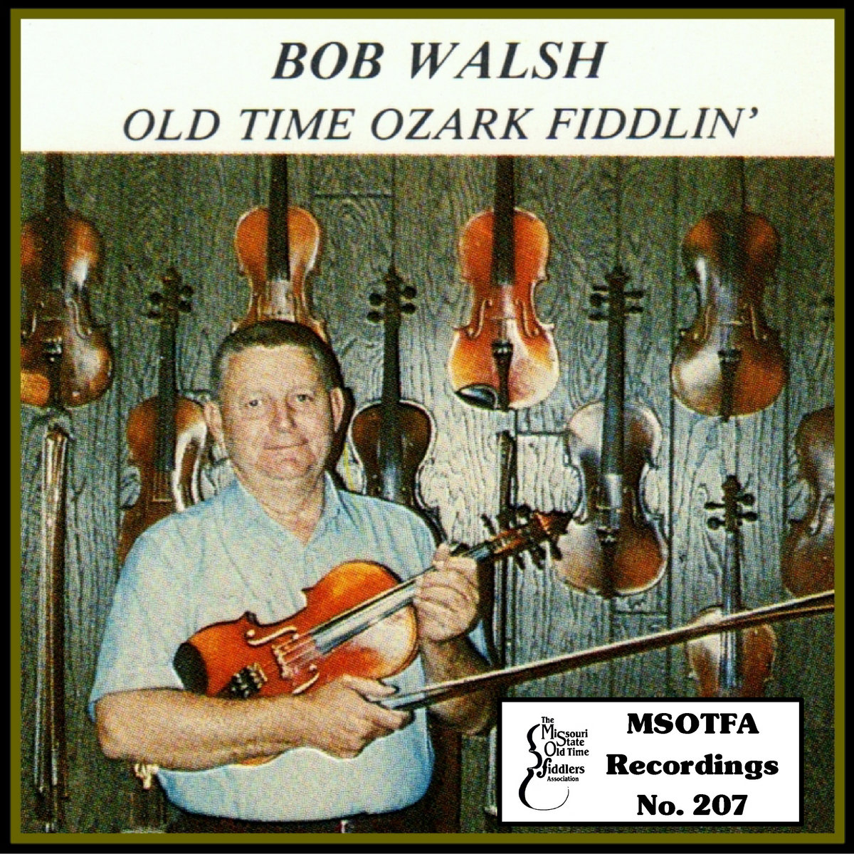 Waltz of the Ozarks | Missouri State Old Time Fiddlers Association