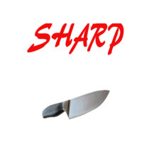 Sharp cover art