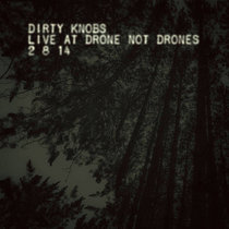 Live at Drone Not Drones 2 8 14 cover art