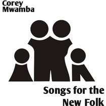 Songs for the New Folk cover art
