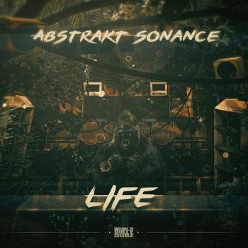 Life EP [DANK030] by Abstrakt Sonance