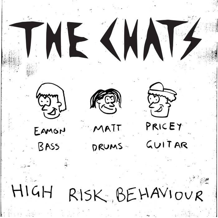 The Chats - High Risk Behaviour / Aussie punk A1213148390_16