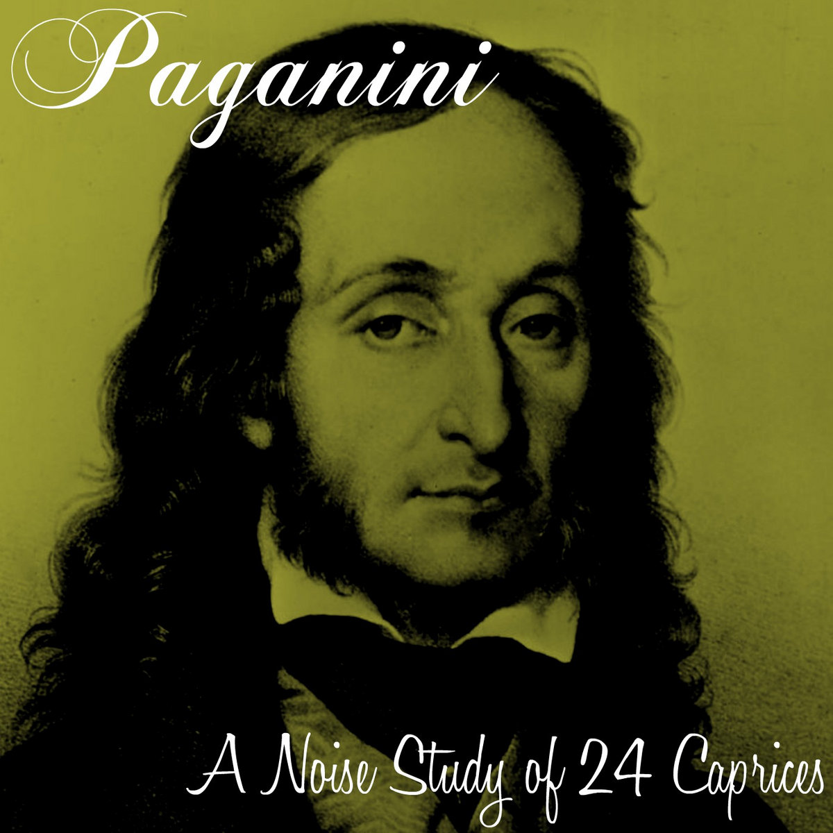 cheap for sale 100% quality great prices Paganini: A Noise Study of 24 Caprices   Harsh Noise Movement