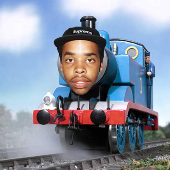 Earl the Dank Sweatshirt (Drop vs Thomas the Train Engine