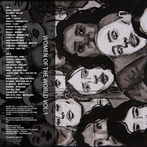 Women Of The World Compilation cover art