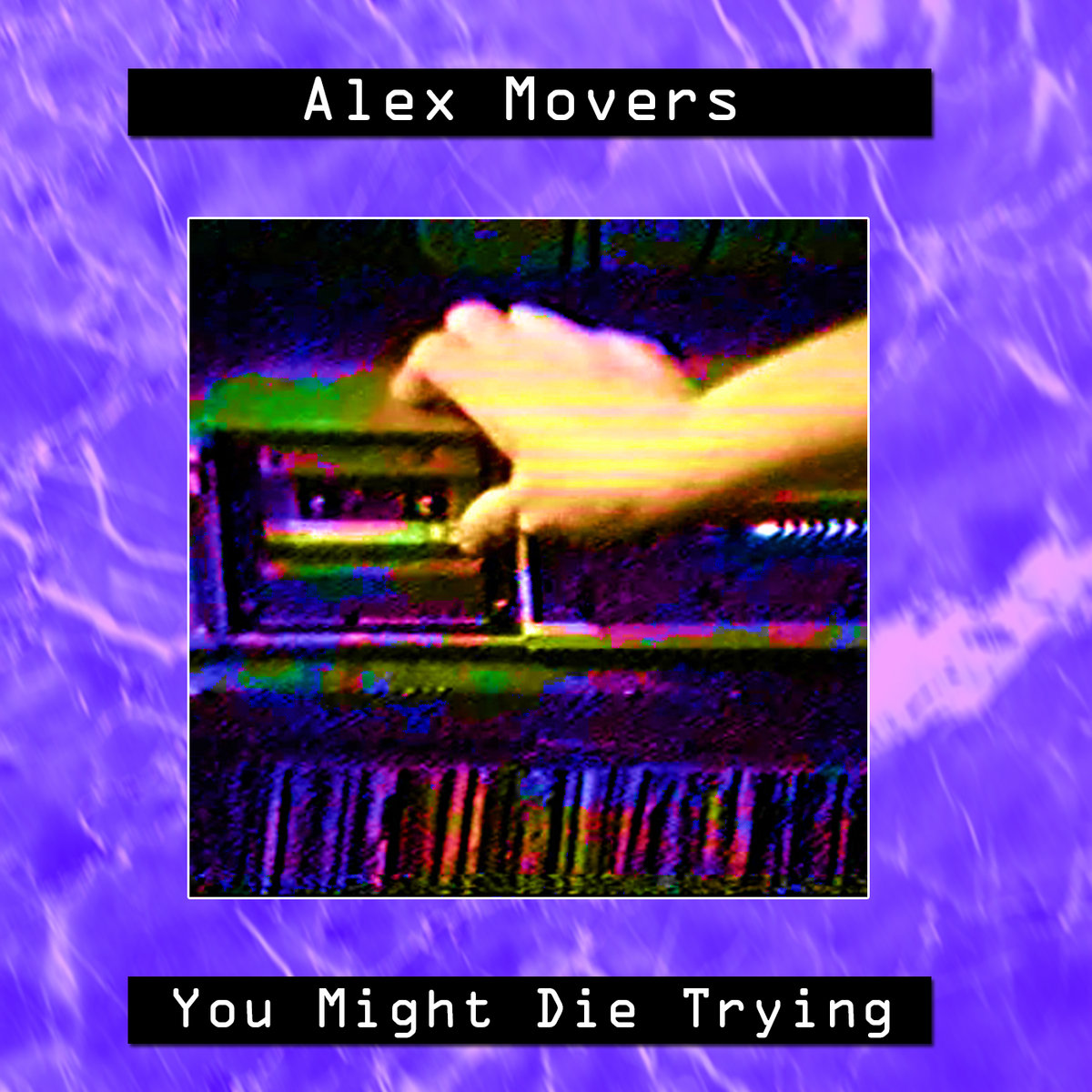 You Might Die Moving cover