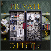 Private Performance Public Rehearsal cover art