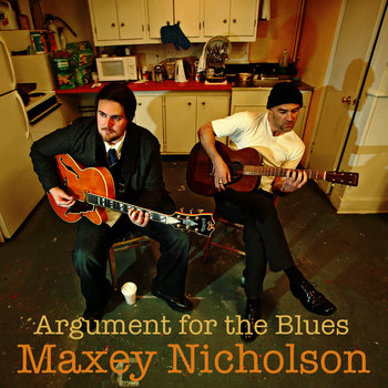 Argument for the Blues by Maxey Nicholson