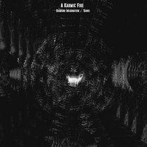 A Karmic Fire [Split Single] cover art