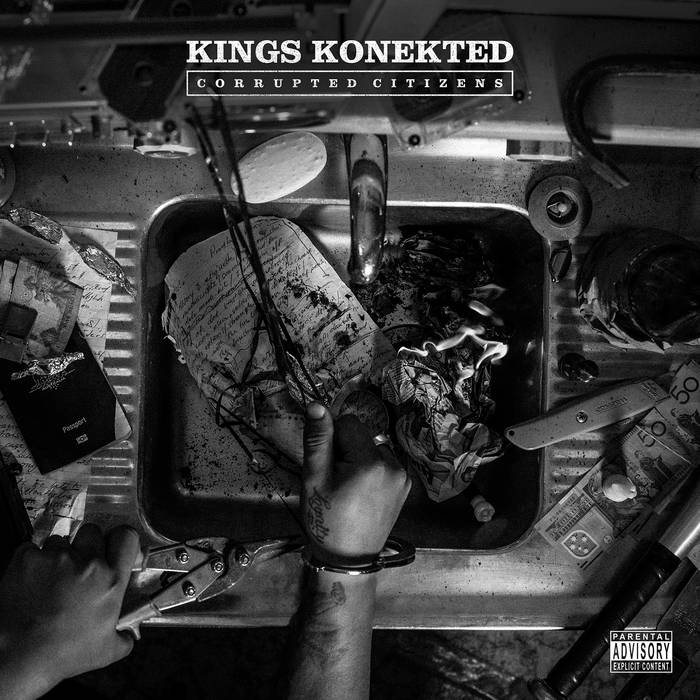 Corrupted Citizens, by Kings Konekted