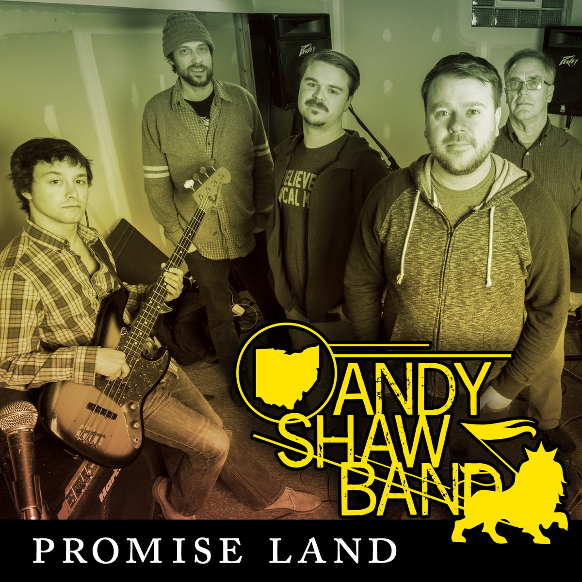 Promise Land by Andy Shaw Band