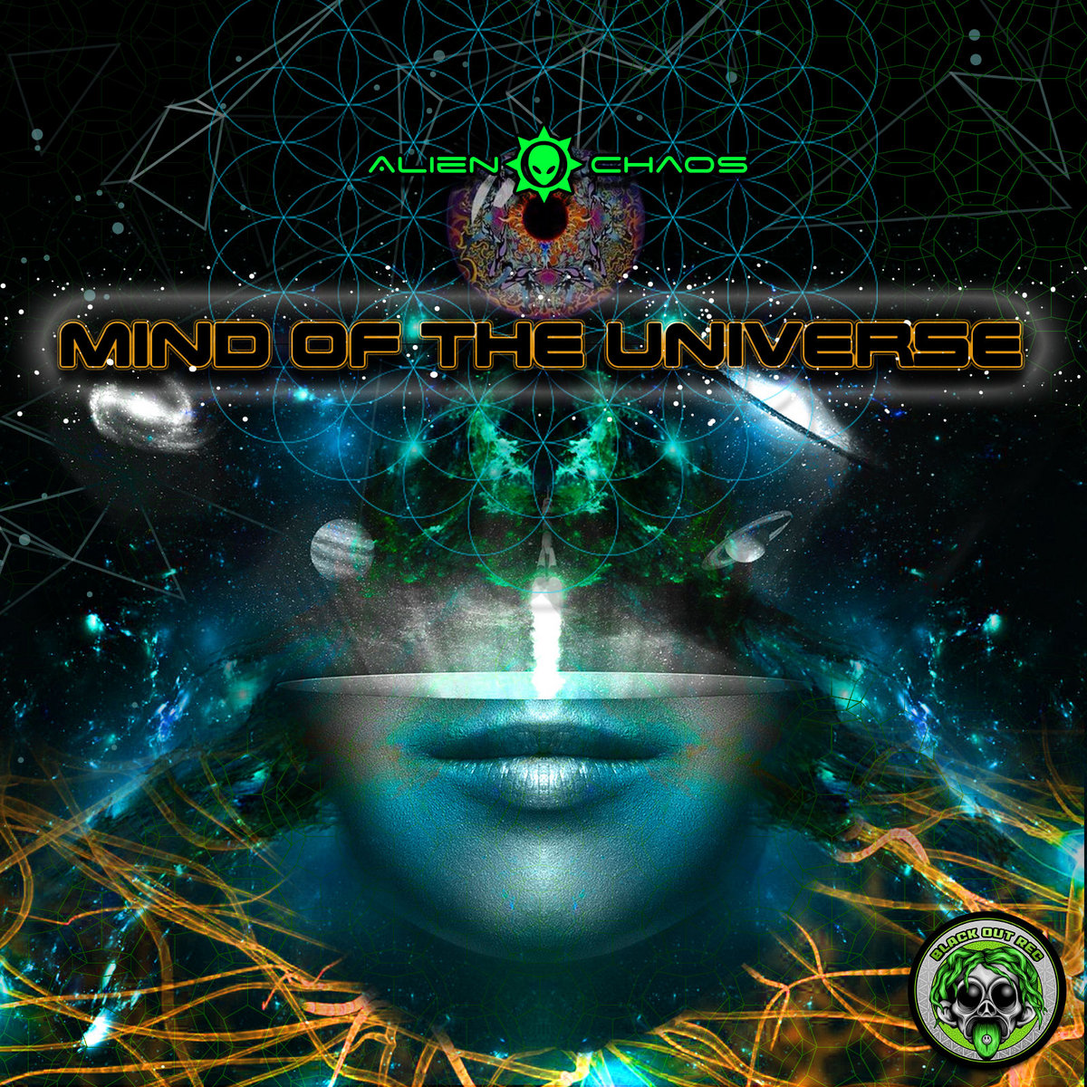 Conscious Hallucination 220 BPM | Black Out Records