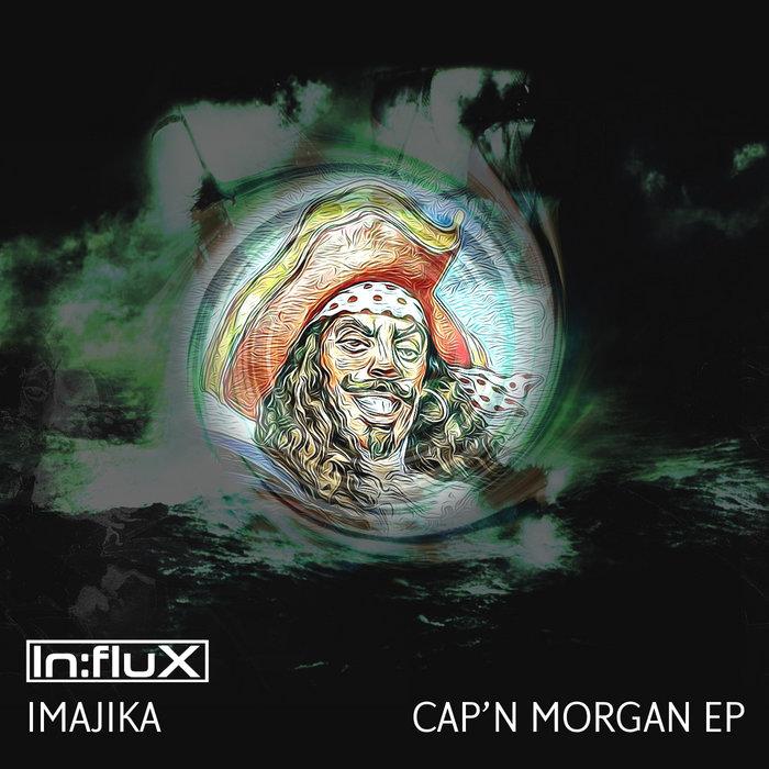 Imajika - Cap'n Morgan EP Image