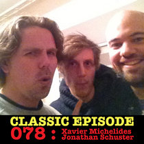 Ep 078 : Xavier Michelides & Jonathan Schuster love the 27/06/13 Letters cover art