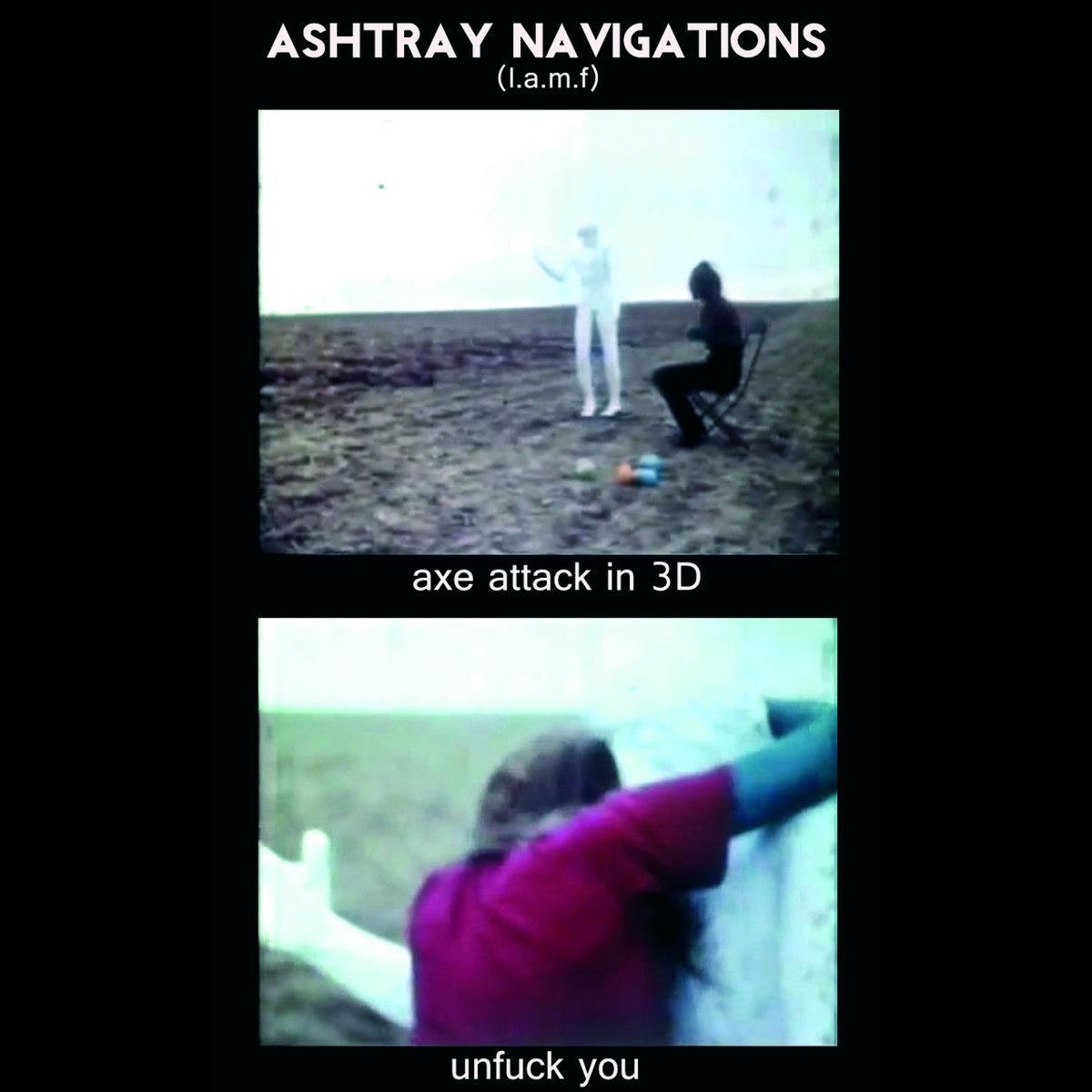 Ashtray Navigations - Casetten-Collage