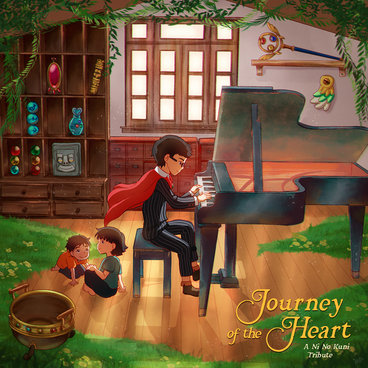 Journey of the Heart (A Ni No Kuni Tribute) main photo