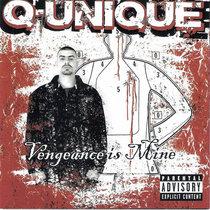 Vengeance Is Mine cover art