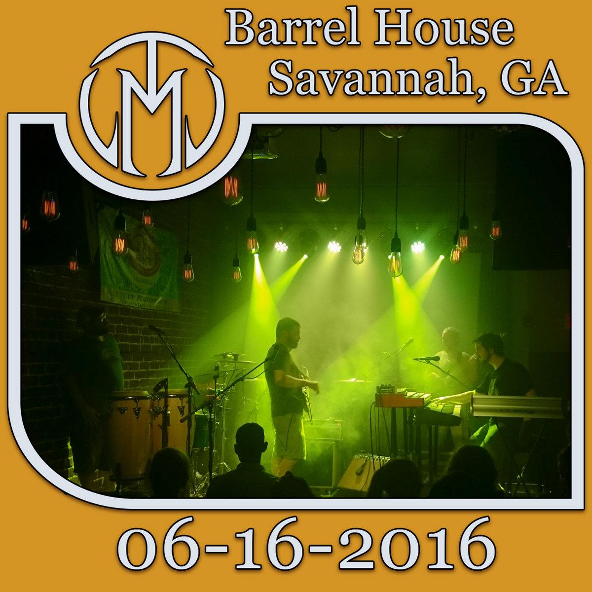 Barrel house savannah ga