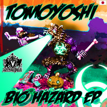 Bio Hazard EP cover art