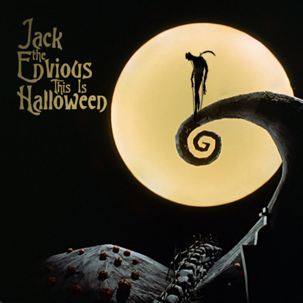 This Is Halloween (The Nightmare Before Christmas) | Jack The Envious
