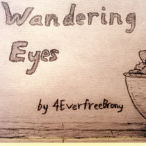 Wandering Eyes cover art