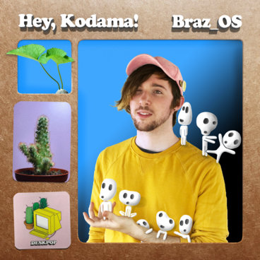 Hey, Kodama! - Single main photo