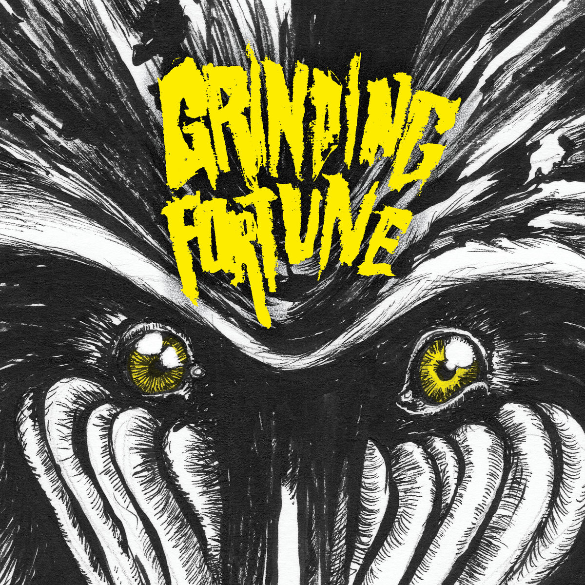 "Grinding Fortune – ""Itch Relief"" (Negative Vibe Records)"